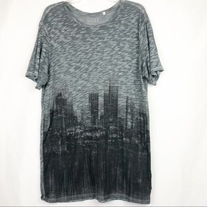 Guess Burnout Tee